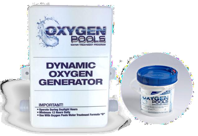 Oxygen Pools